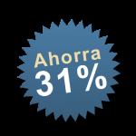 PROMOCIÓN CERA CALIENTE DE BAJA TEMPERATURA 31 % ahorra